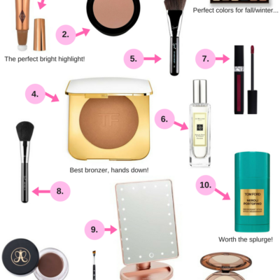 High End Makeup Obsessions