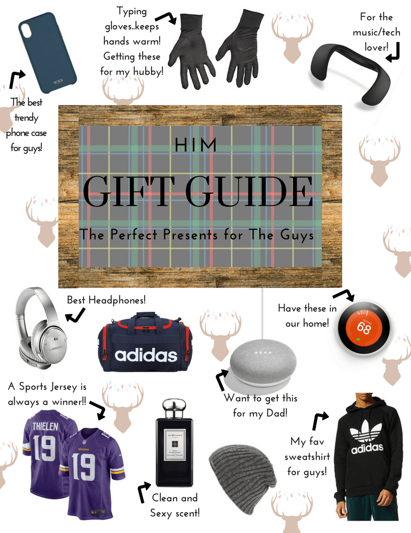 Holiday Gift Guide: For Him…