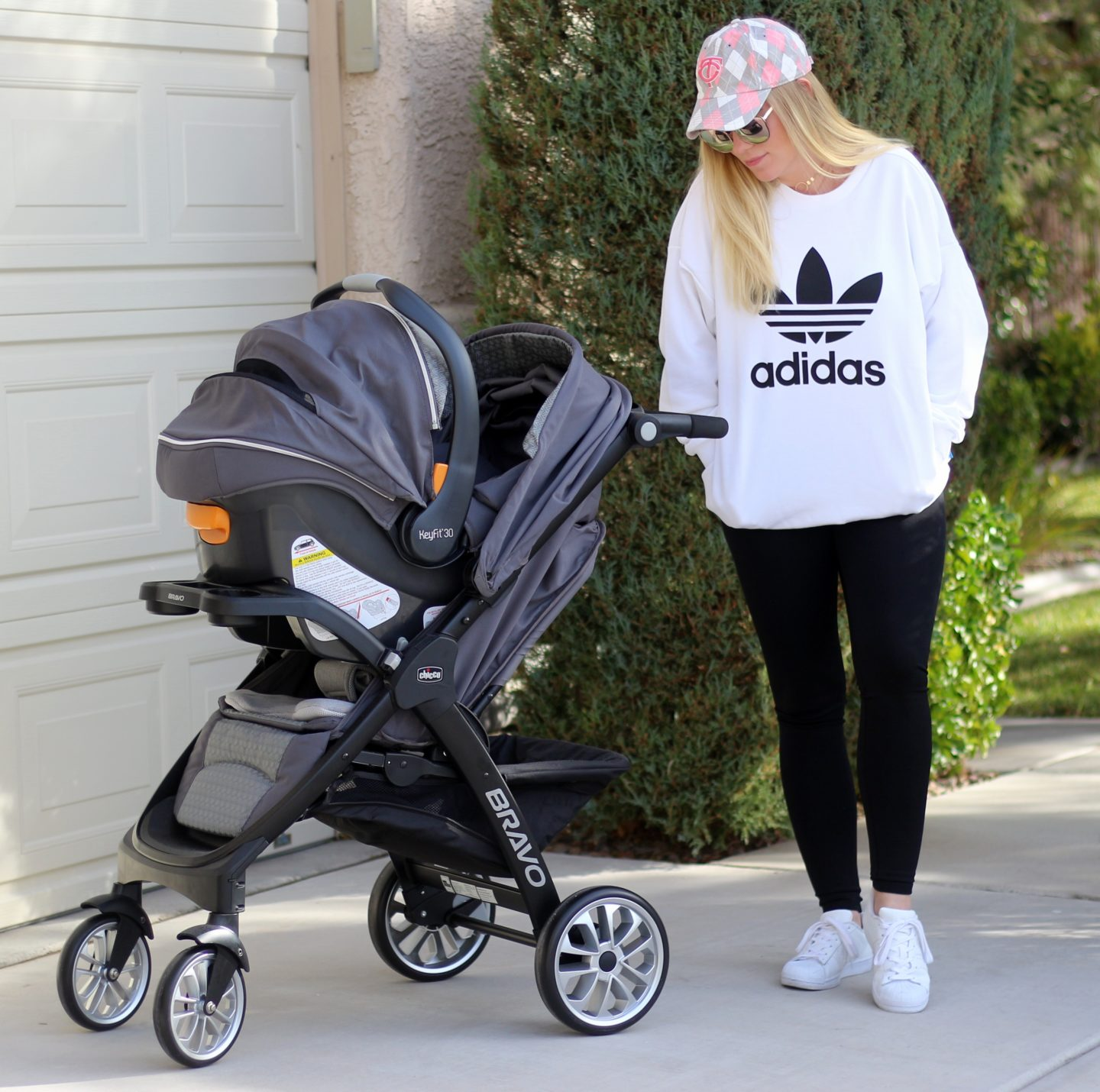 Casual Adidas Outfit