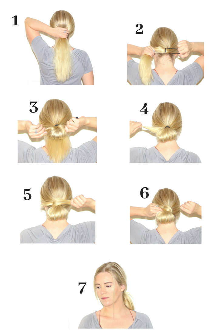 4 Easy Hairstyles For Stay At Home Moms Lydialouise